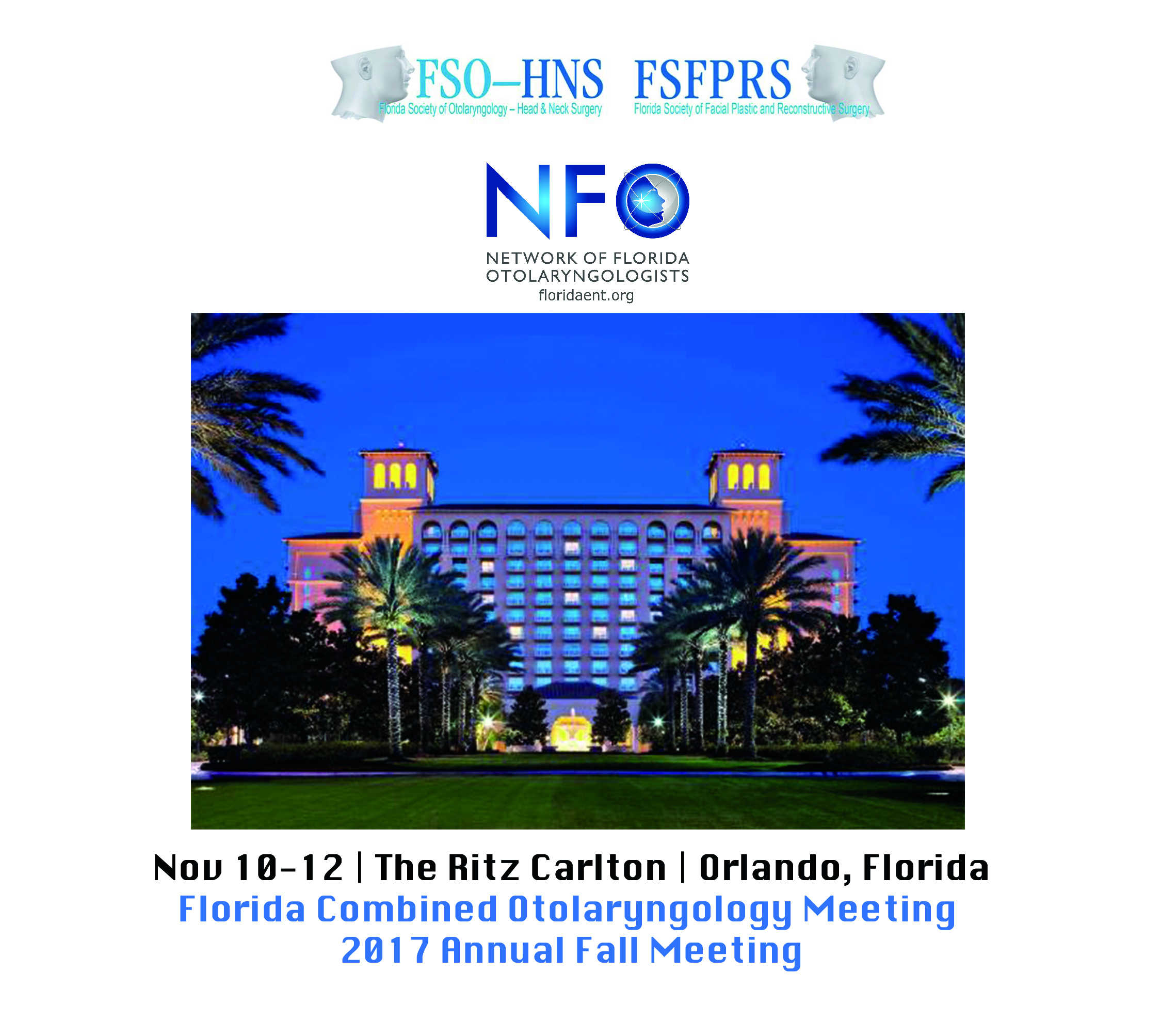 FLORIDA COMBINED OTOLARYNGOLOGY MEETING 2017